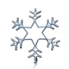 Фигура световая Снежинка LED цвет белый