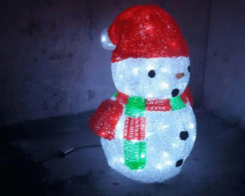 Снеговик KTA-077B
