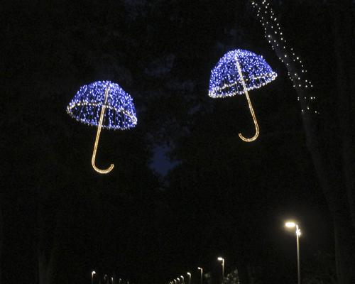 3D зонтики