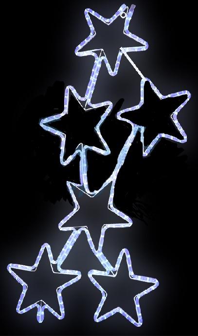 Фигура световая Созвездие размер 55*100см