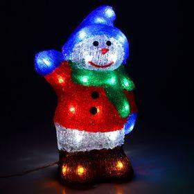 Снеговичок малый