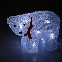 Медвежонок на батарейках
