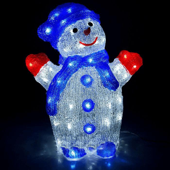 Снеговик width=