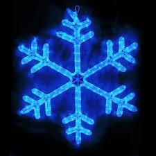 Фигура Снежинка LED Светодиодная