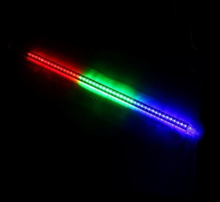 Светодиодная сосулька Тающая, 0,8 м. d=2 см