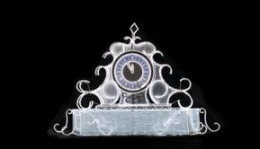 Композиция Часы LED-EM-016