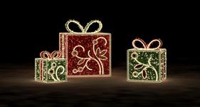 Композиция Чудо-подарки LED-EM-028
