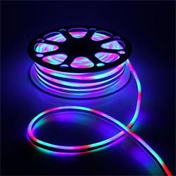Гибкий неон 8 х 16 мм, 25 метров, LED-120-SMD5050, 220 V, RGB