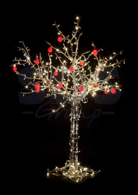 Светодиодное дерево Яблоня 1,5м