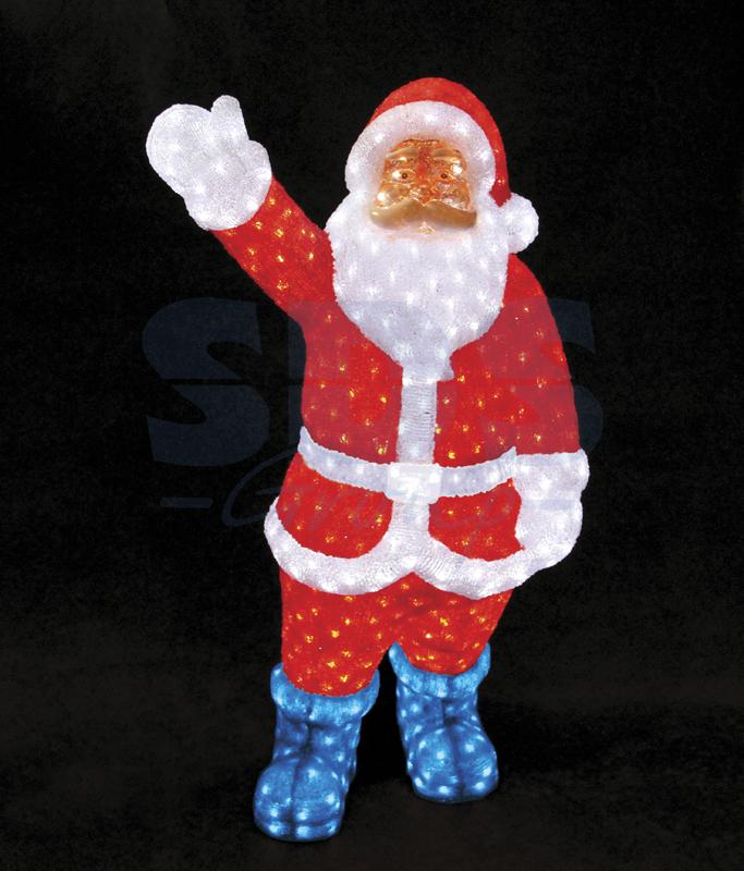 Санта Клаус 120 см