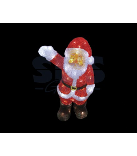 Санта Клаус приветствует 30 см