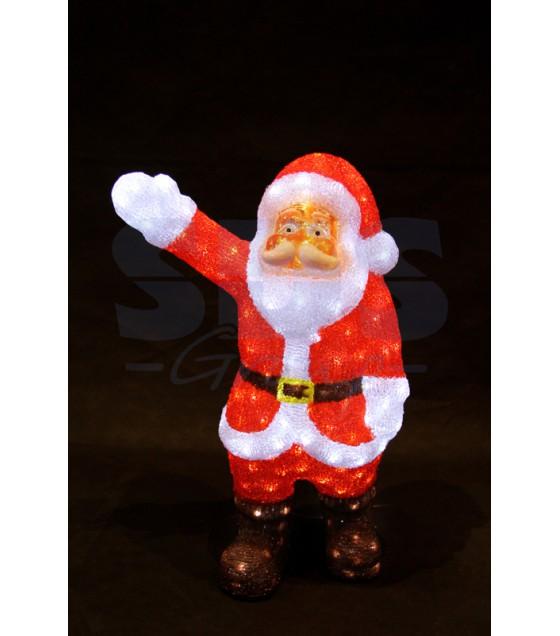 Санта Клаус приветствует 60 см