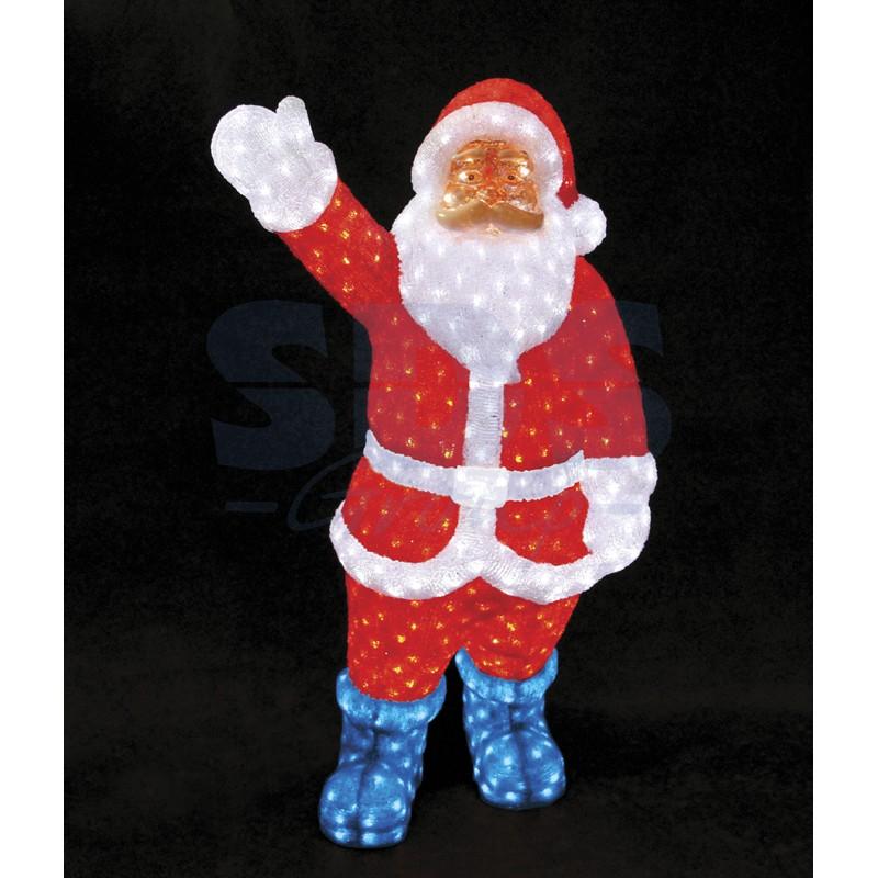 Санта Клаус 210 см