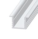 Встраиваемый алюминиевый профиль (22х12 мм)