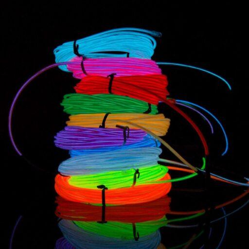 Выгодная цена на неоновые ленты