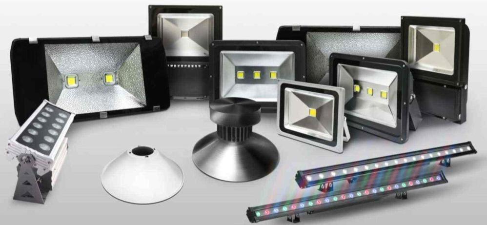 Виды светодиодных прожекторов