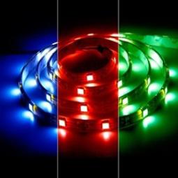 Многоцветная RGB от 7,2W