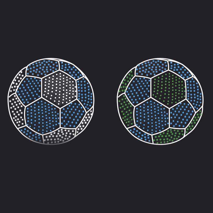 2 мяча