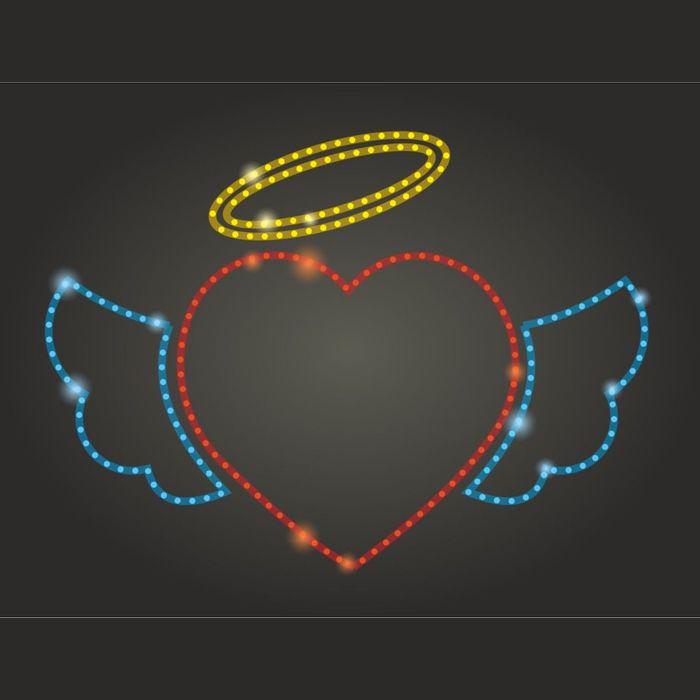 ангельское серце