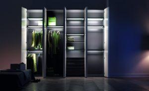 Светодиодные ленты для шкафа