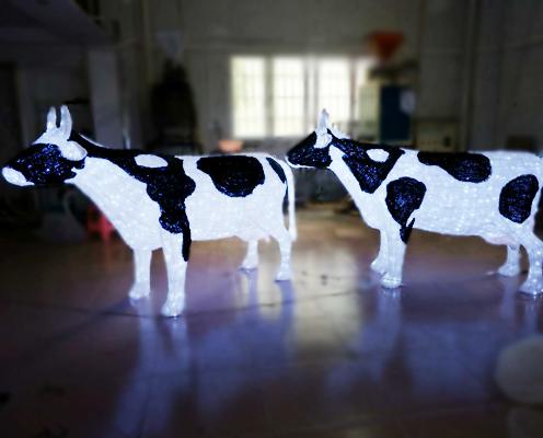 световые коровки