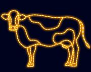 световая коровка