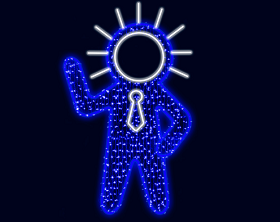 световой покемон